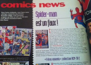 Spiderman joypad