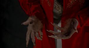les mains de Dracula