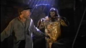 Dracula dans le Demeter scène coupée