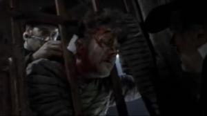 La mort de Reinfield scène coupée