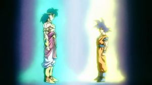 Son Gokû vs Broly