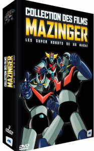 Collection des films Mazinger