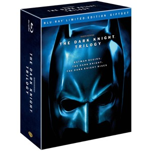 The Dark Knight Trilogie Blu Ray