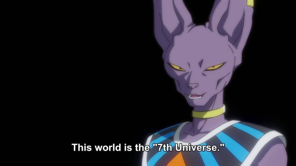 Les 7 univers