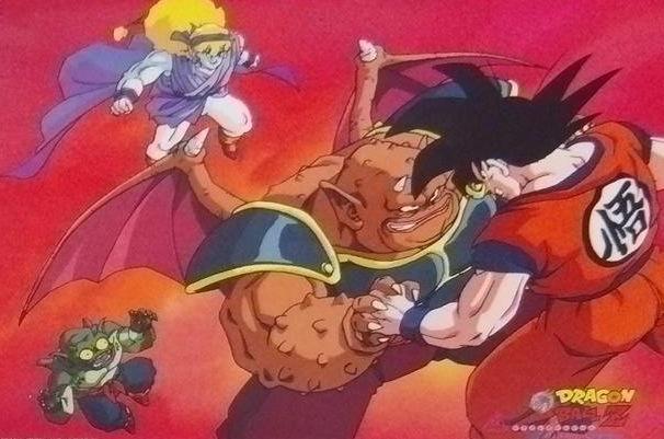 Goku vs Dorodabo