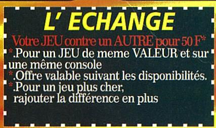 Echange-Stock-Games