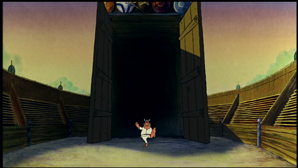 Cylindric vs Obelix